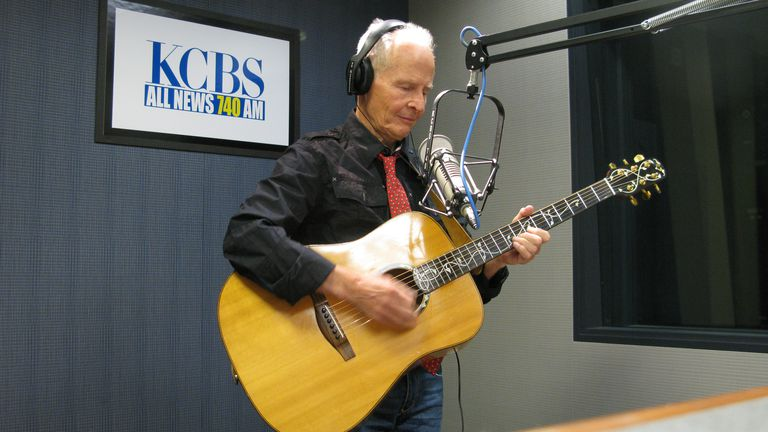 Dr. Elmo on KCBS-AM/San Francisco, 2010