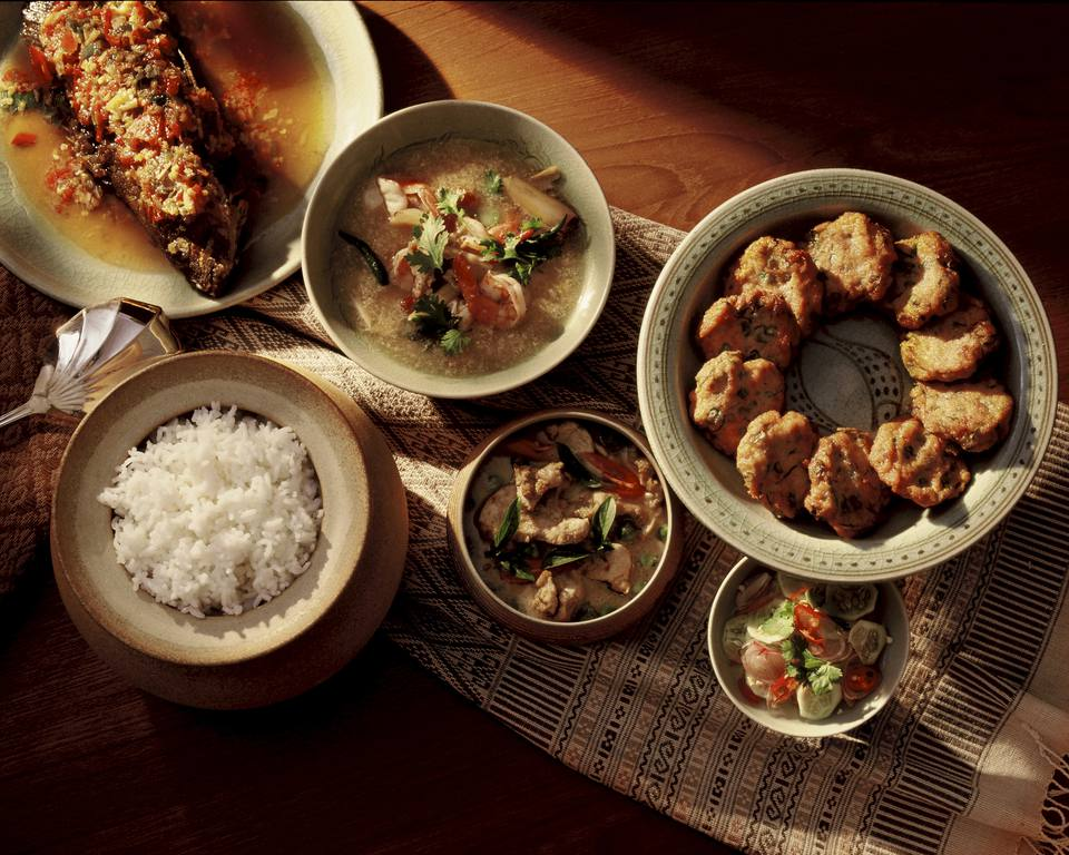 How to cook up an easy thai dinner party forumfinder Images