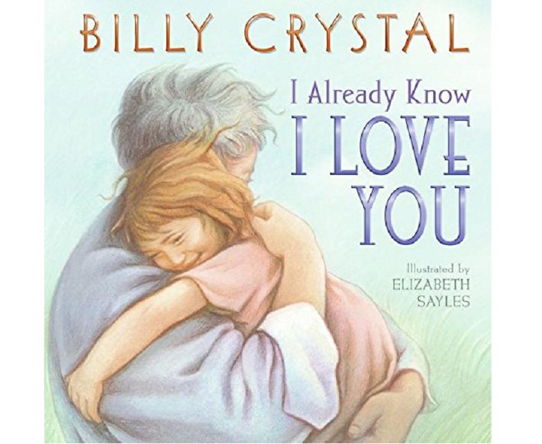 book by comedian Billy Crystal is great for grandparents