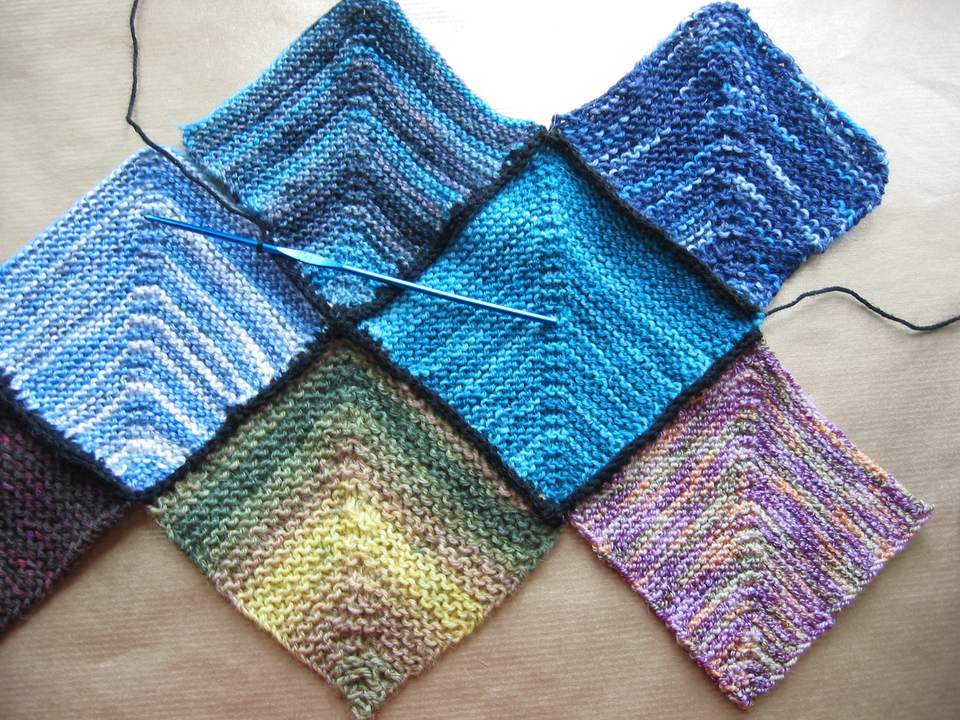 crochet cross stitch instructions