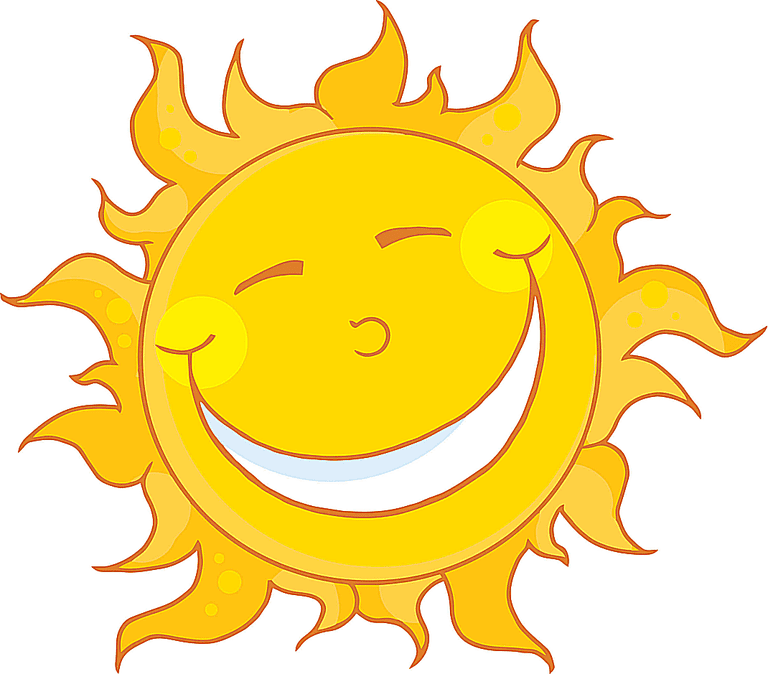 Free Sun Clip Art to Brighten Your Day