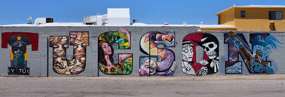 The vibrancy of Tucson is always apparent