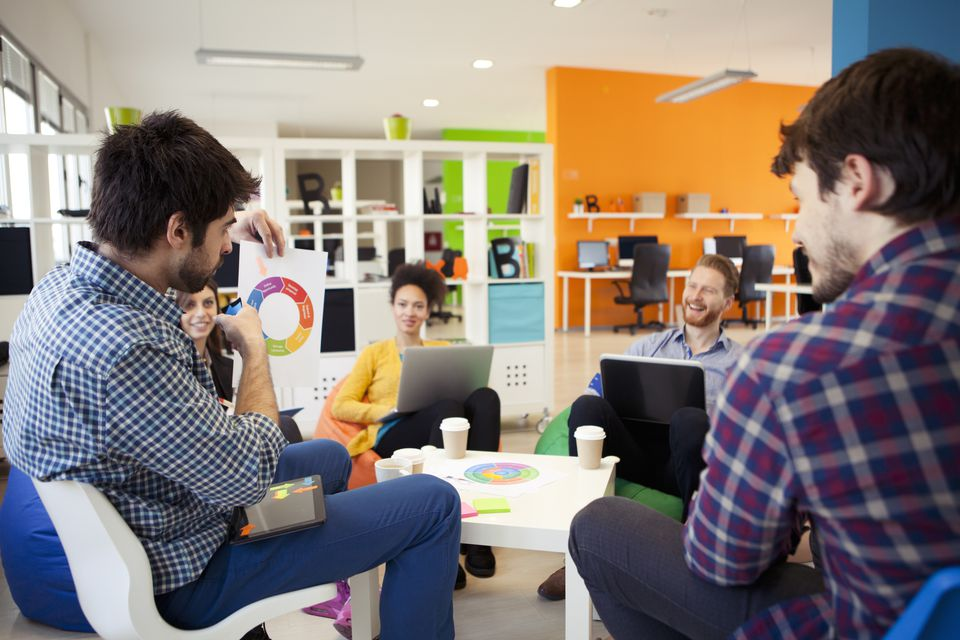 Coworking and Shared Office Space in Silicon Valley