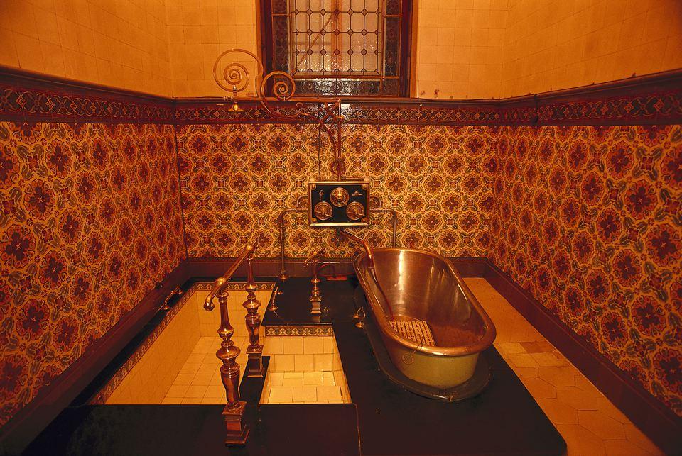 Bath of the Emperor, Bath I, Karlsbad, Czech Republic