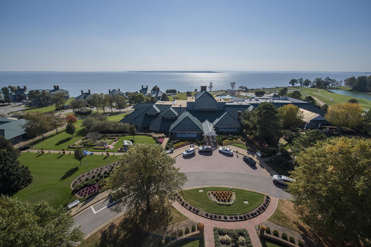 Kingsmill Resort in Williamsburg, Virginia