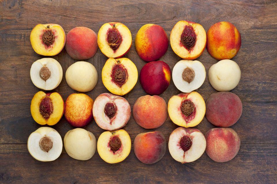 Peaches in Colorado