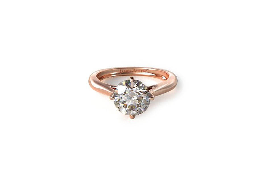Make a Solitaire Diamond Engagement Ring Stand Out