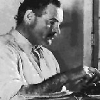 ernest hemingway camping out essay This week ernest hemingway's essay camping out was the most effectively  written to start off, hemingway immediately ernest hemingway camping out  essay.