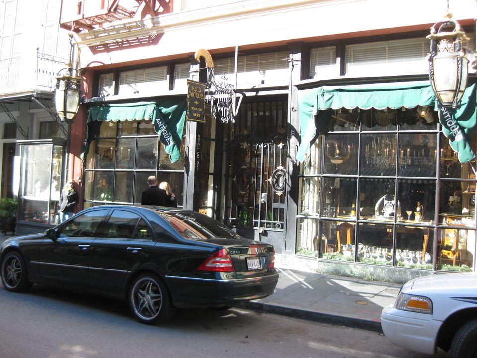 Keil's Antiques, New Orleans