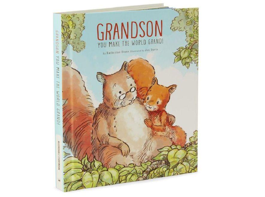 recordable books for grandchildren