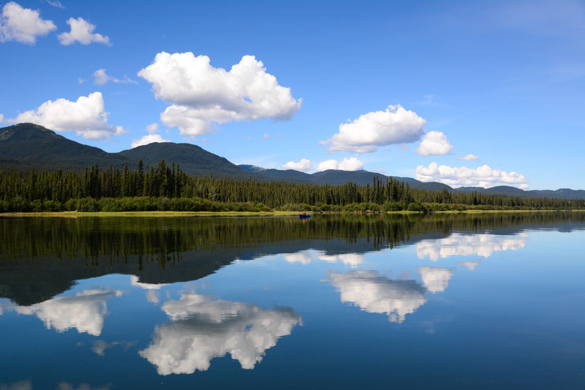 Planning A Road Trip >> Canoeing the Teslin and Yukon Rivers in Canada's Wild ...