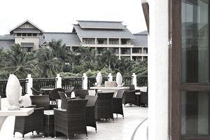 Restaurant dining areas