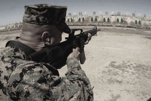 Marine Rifle Qualification