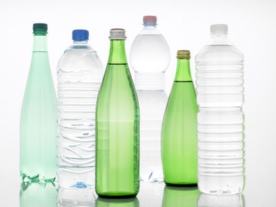 Bottled water picture