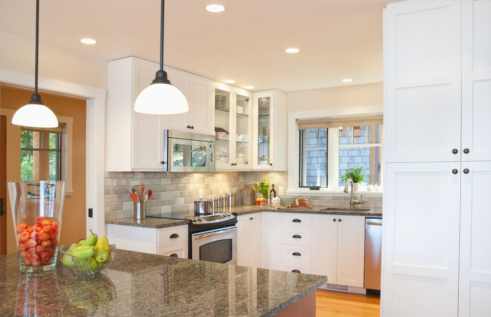 Easy Way To Spruce Up Kitchen Cabinets