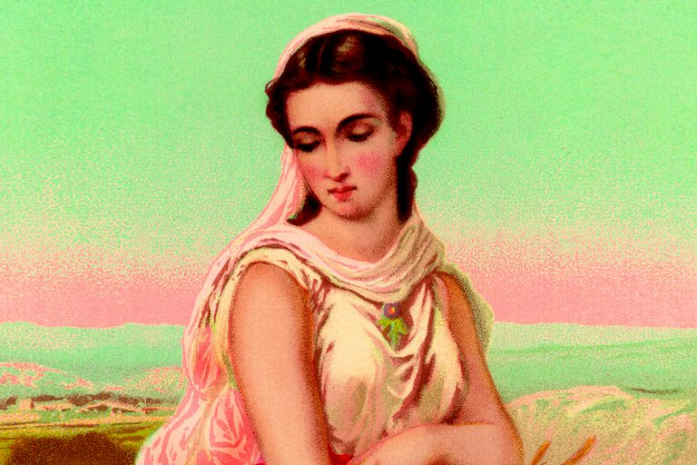 Ruth, The Moabitess