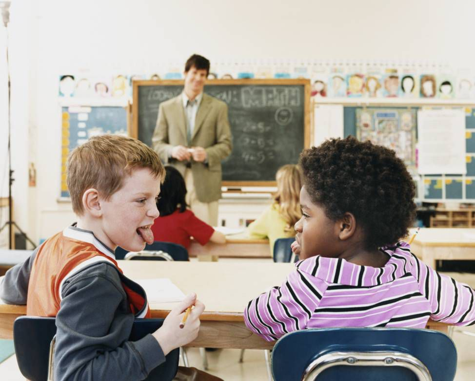 the problem of students causing disturbances at schools Types of learning disabilities writing and/or math are recognizable problems during the school years, the signs and symptoms of learning disabilities are most.