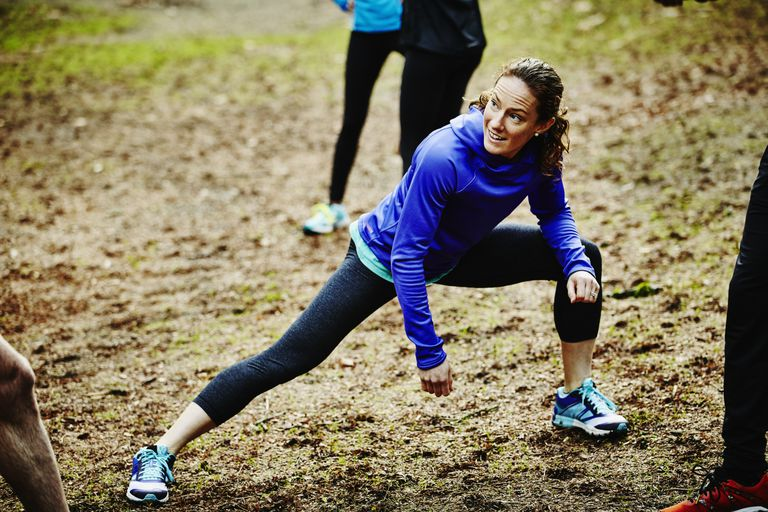 Outdoor running and your full body workout