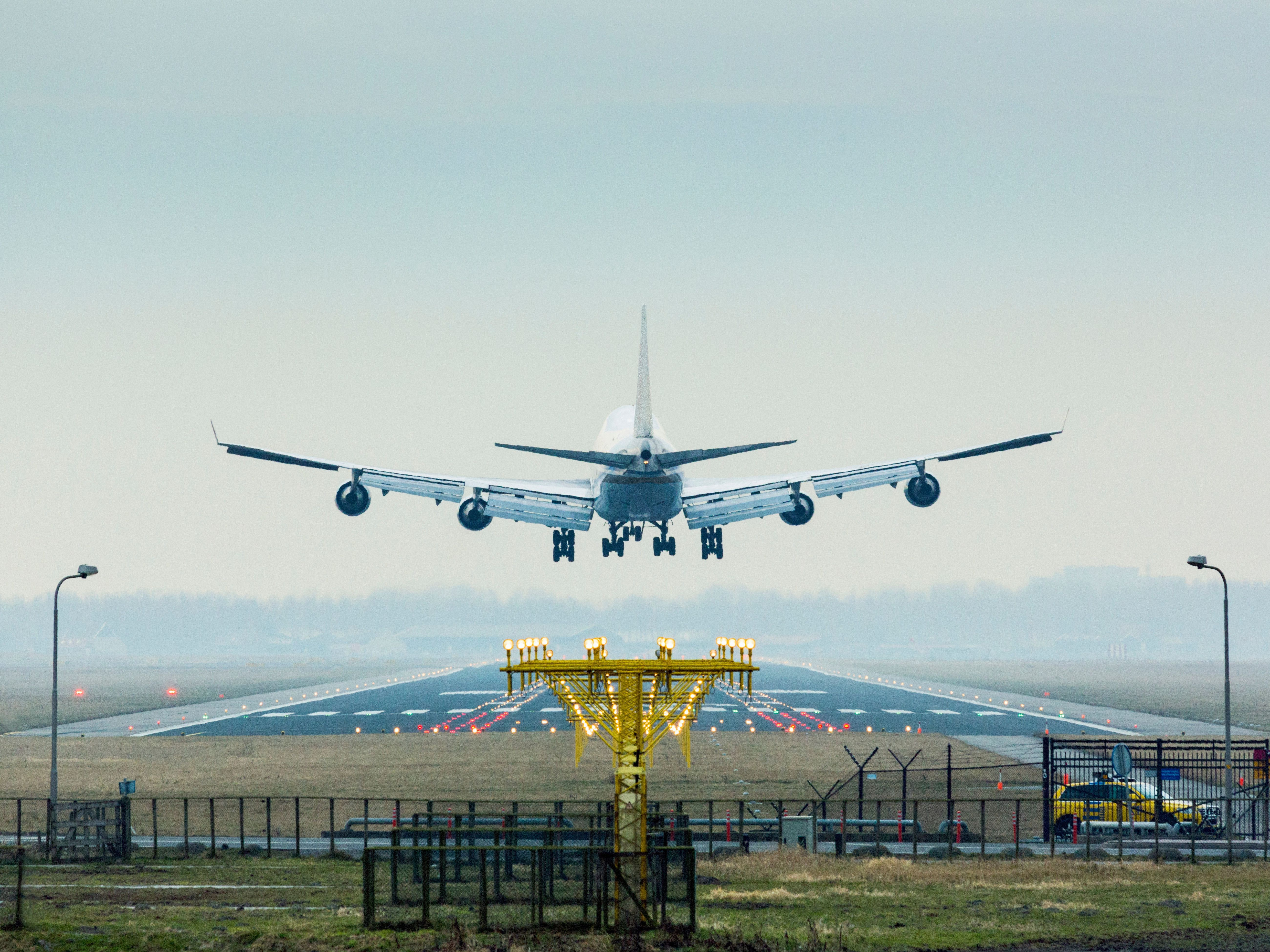 Basic dutch phrases to use in amsterdam aeroplane coming in to land amsterdam airport shiphol kristyandbryce Gallery
