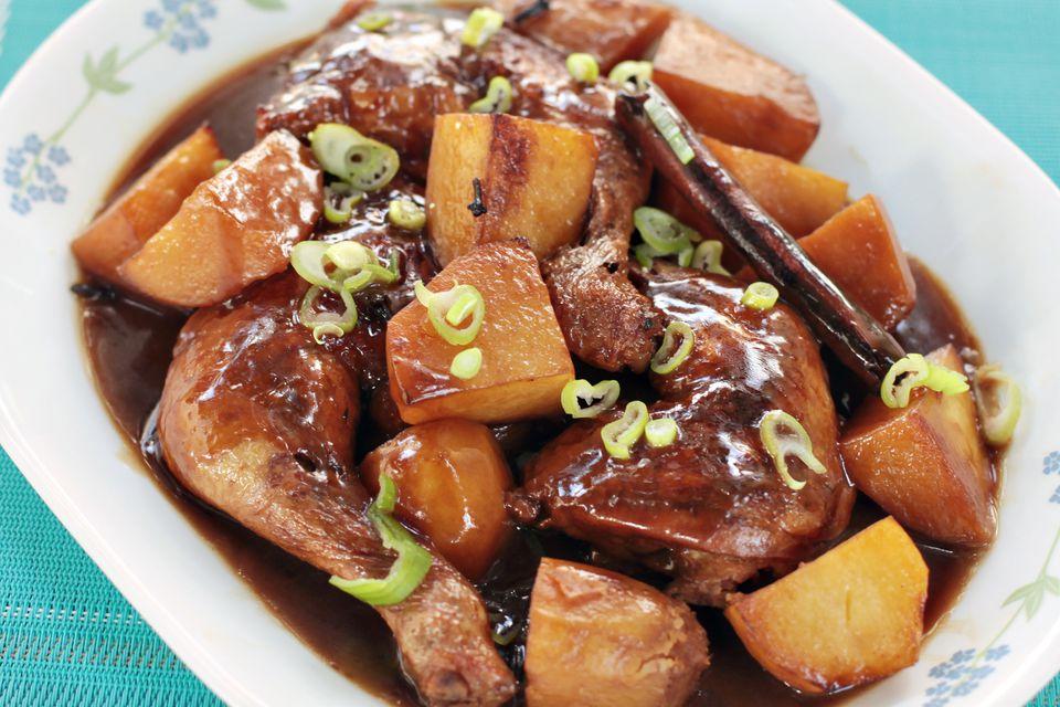 Eurasian Chicken Stew