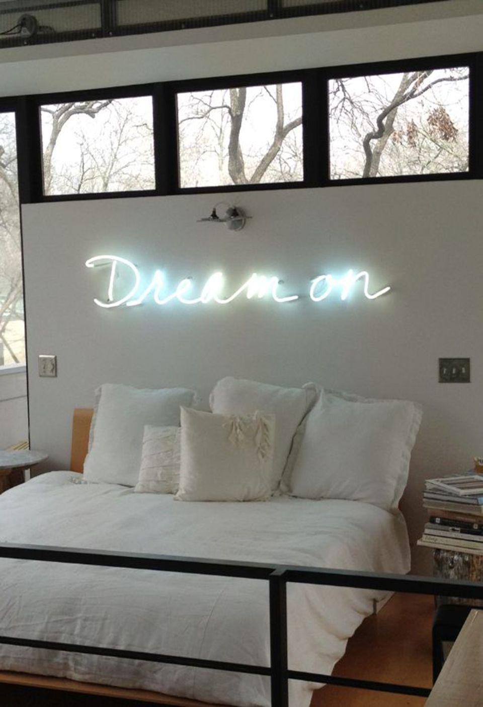 neon signs light space diy bedroom sign ways refashion
