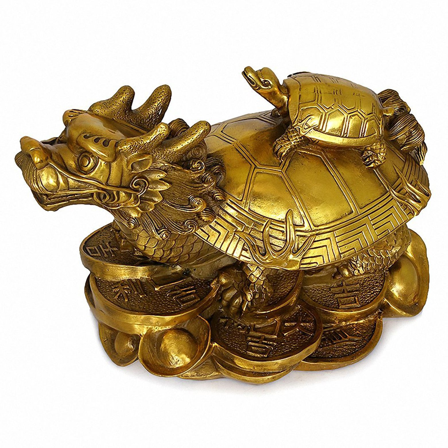 Feng Shui Use Of Dragon Turtles