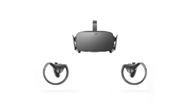 oculus touch features