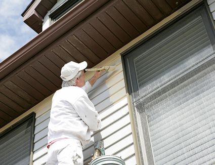 Should you clean walls before painting - How to clean house exterior before painting ...