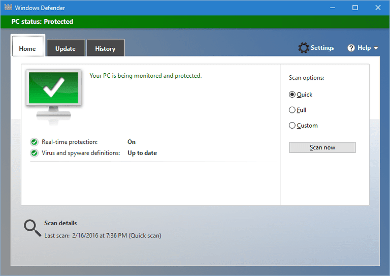 Windows defender should you use it ccuart Gallery