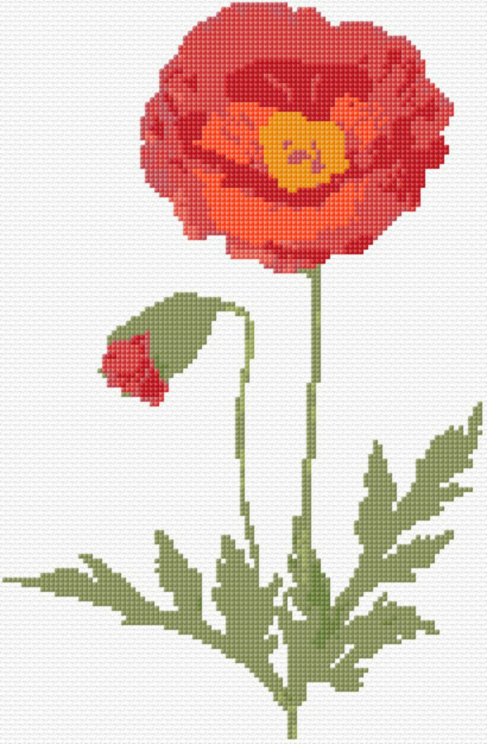 Feeling free cross stitch patterns and samplers