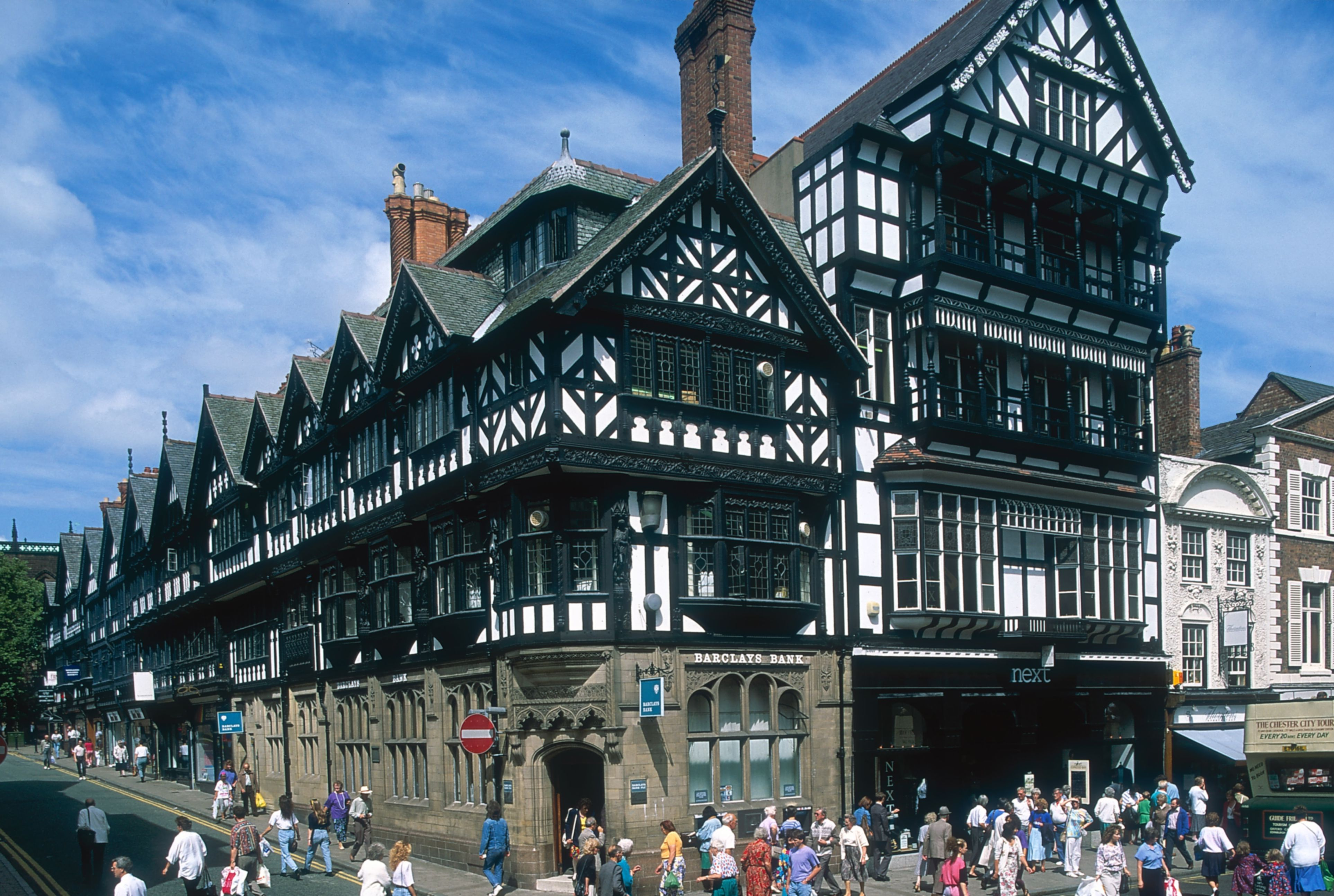 National City Auto Center >> Go to Chester from London, Manchester or Liverpool