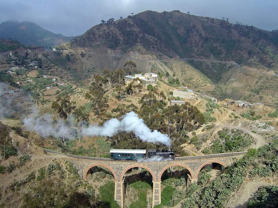 Eritrea Mountain
