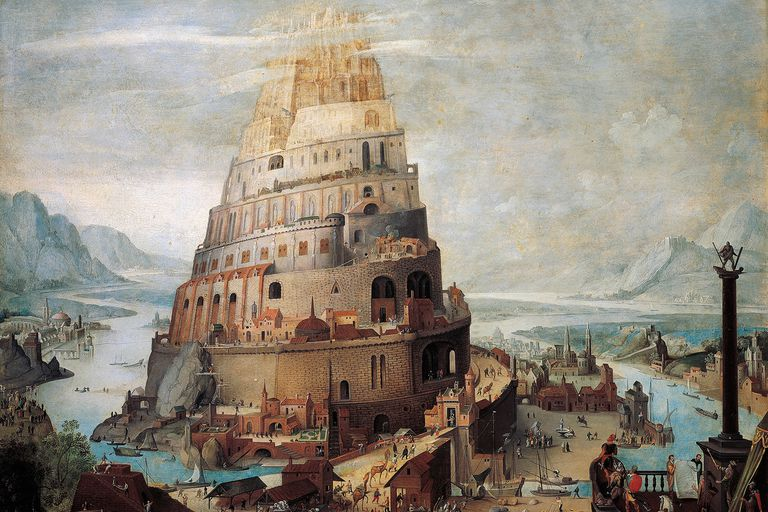the tower of babel story summary and lessons