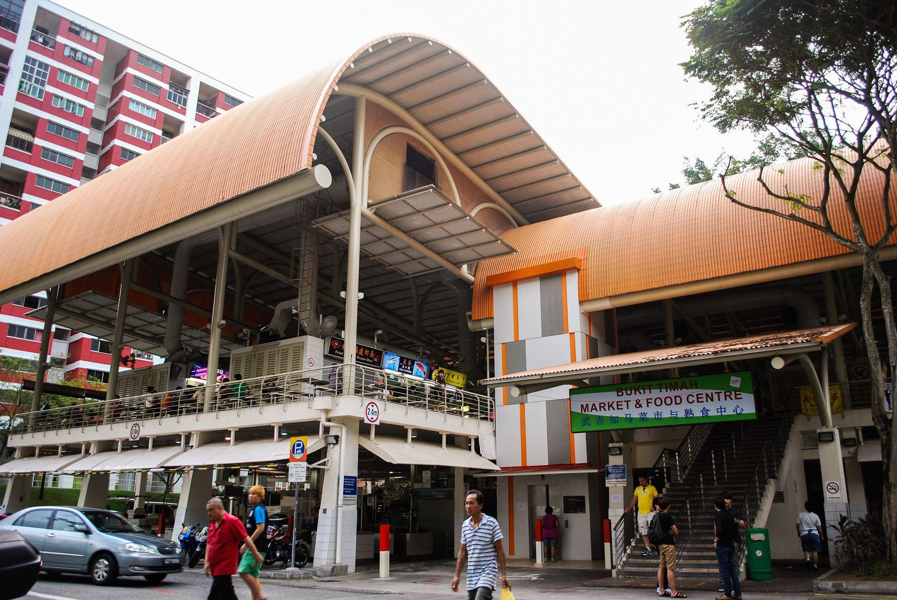 Top Hawker Centers in Singapore
