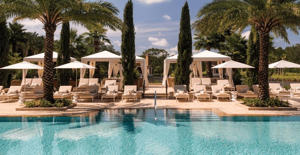 Oasis pool at Four Seasons Orlando.