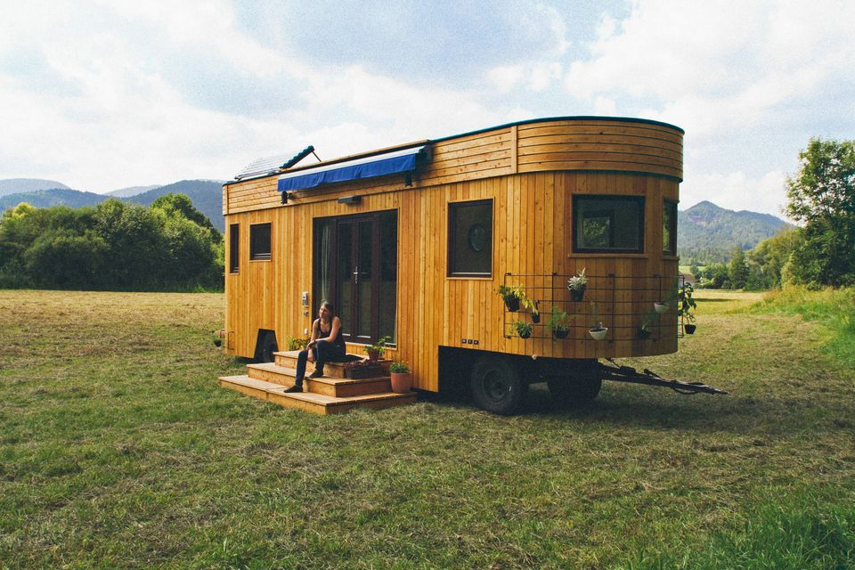 The Wohnwagon Is A Self Sufficient Mobile Dwelling