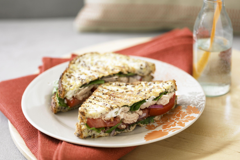 French toasted tuna sandwich recipe for How to make tuna fish sandwich