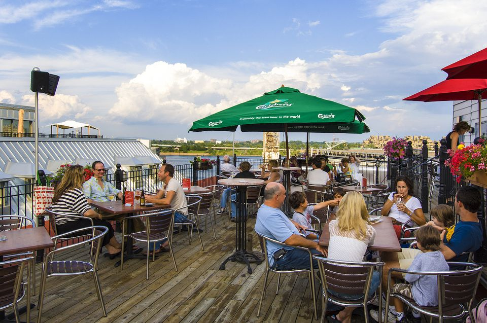 Montreal terrasses, terraces and rooftop patios that are the best of the best?