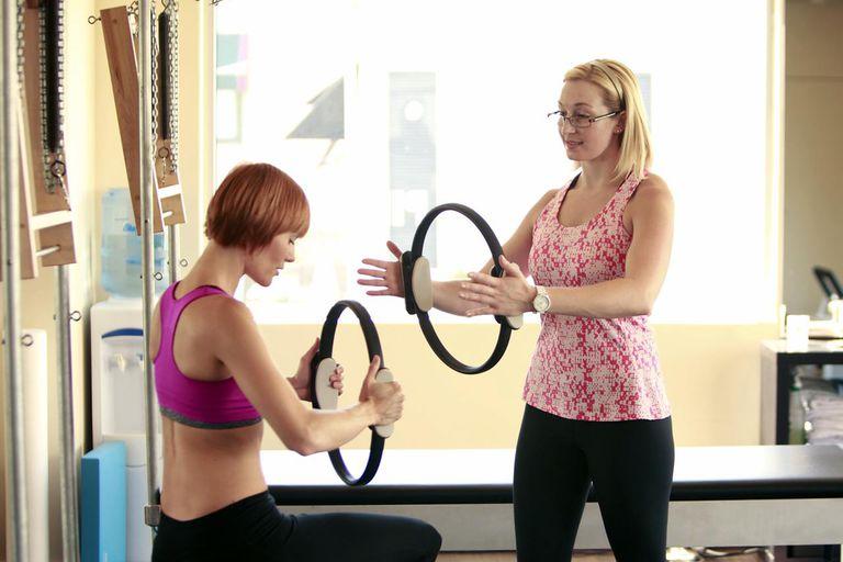 Magic Circle Exercises