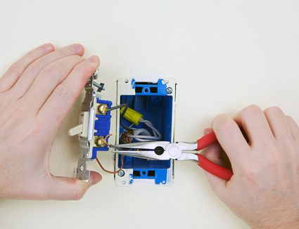 How To Change A Light Socket