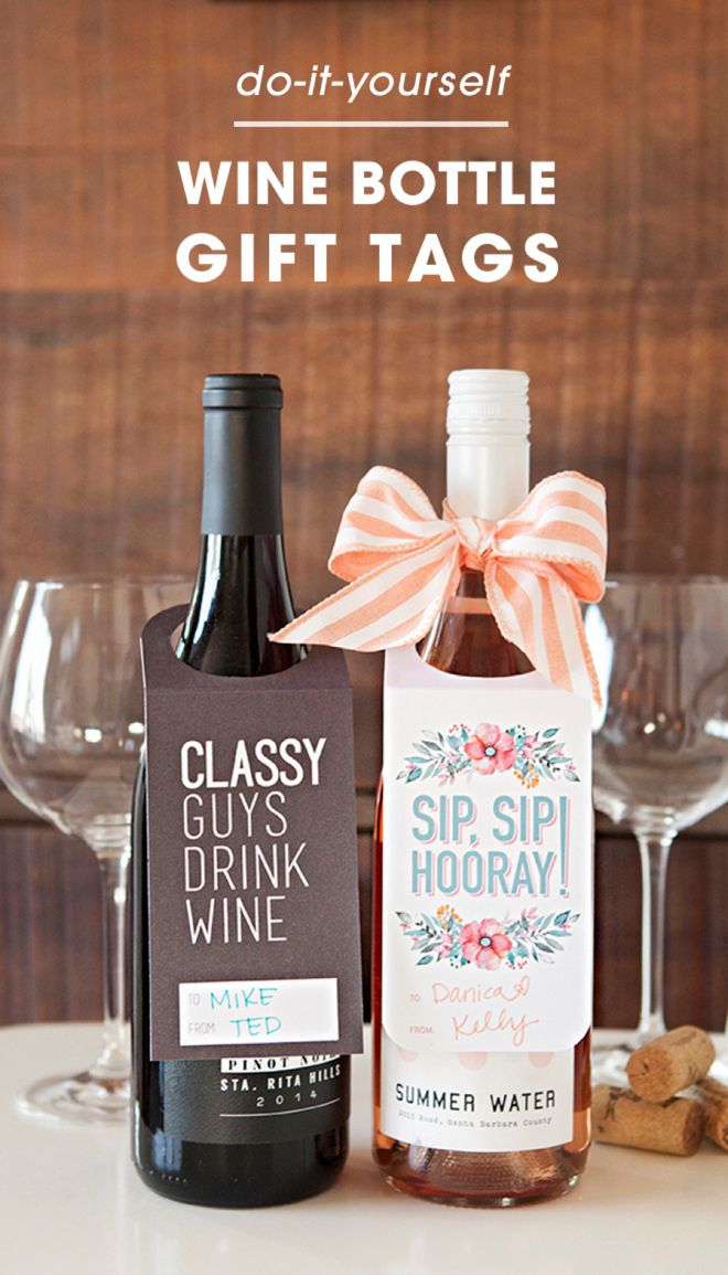 9 sets of free wine labels that you can personalize negle Gallery