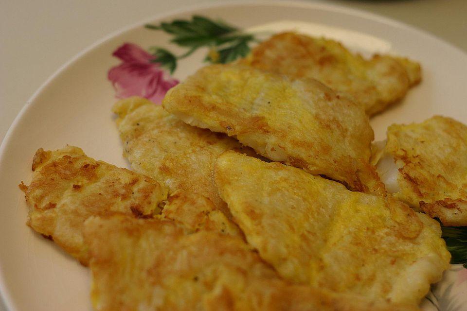 Korean Pan Fried Fish Saeng Sun Jun Recipe