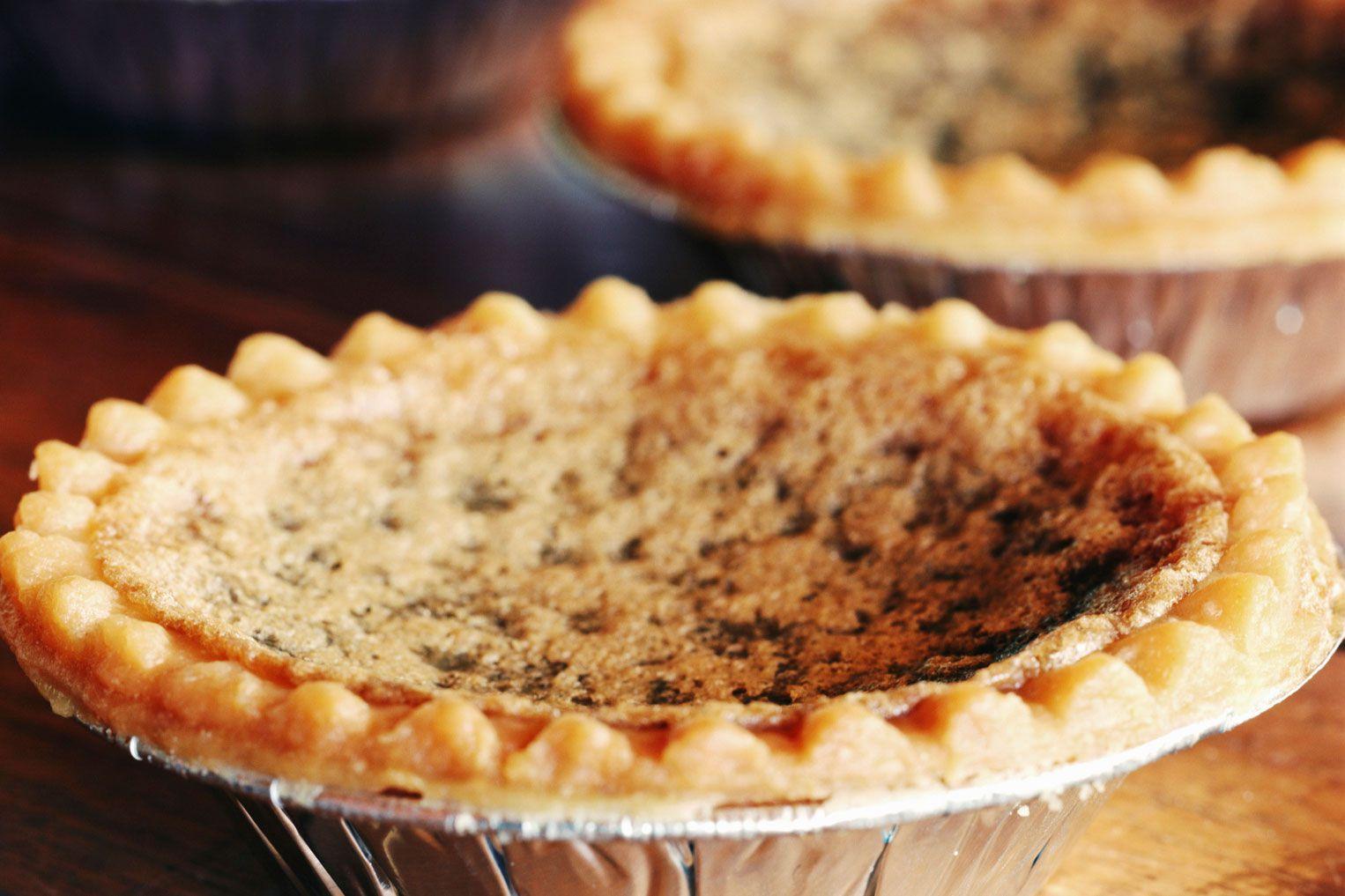 Canadian Maple Sugar Pie Dessert Recipe