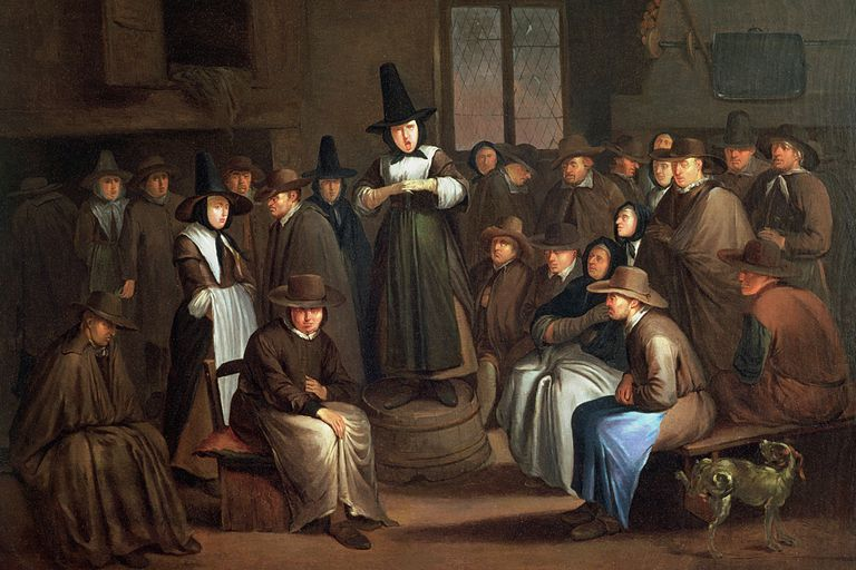 Quaker Beliefs and Worship Practices as a Religion Quakers
