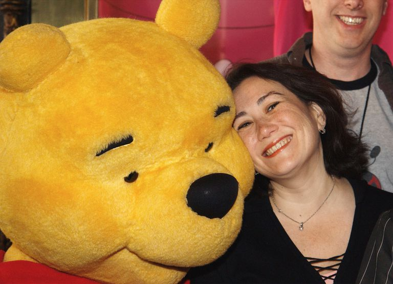 Winnie the Pooh with friends
