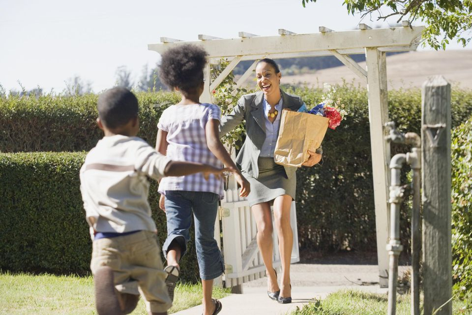 Why Working Moms are Thankful for Their Lifestyle