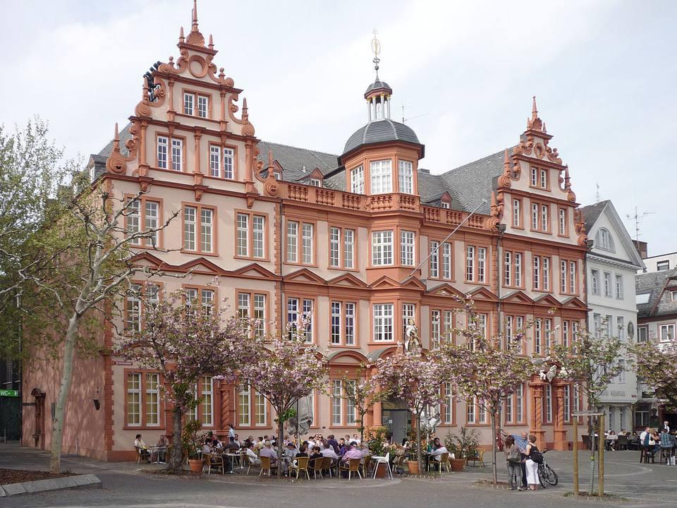 Gutenberg Museum in Mainz