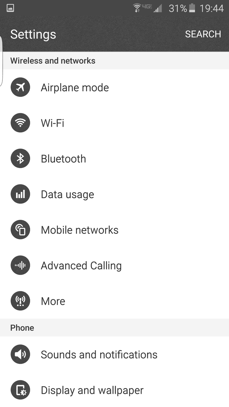 How to work with wi fi on android phones settings samsung galaxy 6 edge biocorpaavc Images