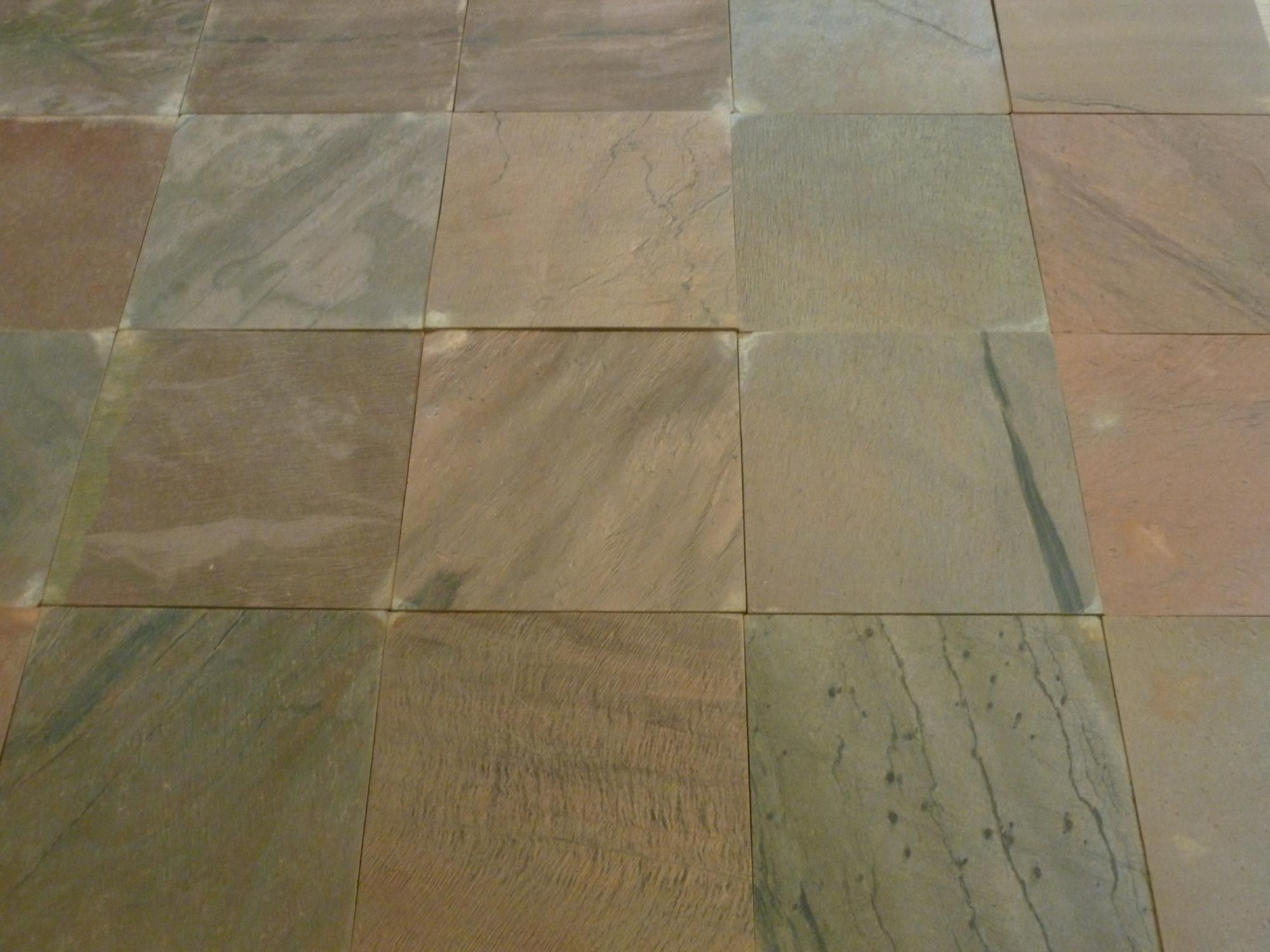 Installing slate tile step by step dailygadgetfo Gallery