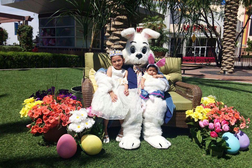 Westgate Easter Bunny